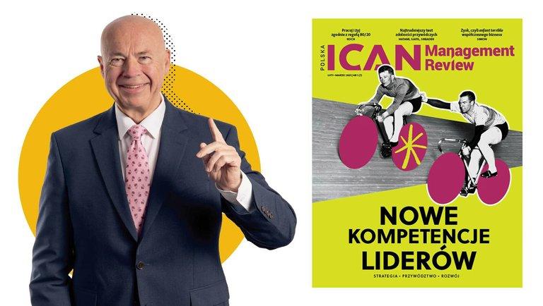 """Nowe kompetencje liderów – najnowszy numer """"ICAN Management Review"""""""