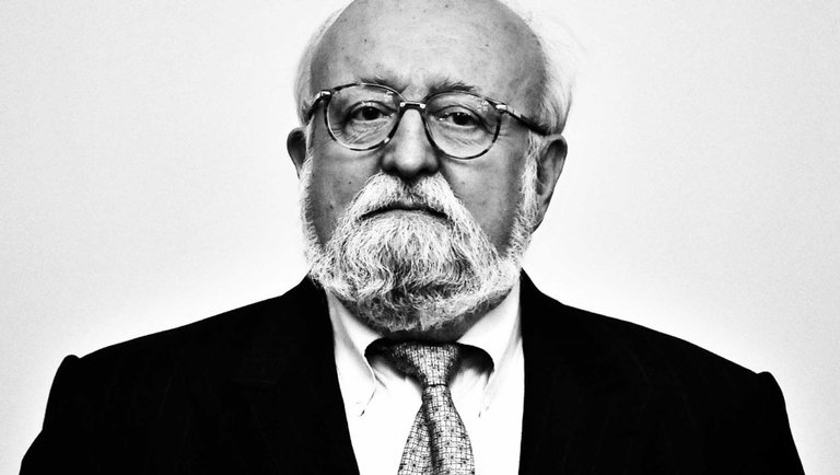 Krzysztof Penderecki: moje życie jest architekturą moich zamierzeń
