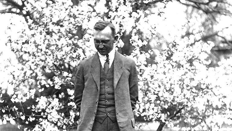 Stanisław Fenrych.Król pomidorów