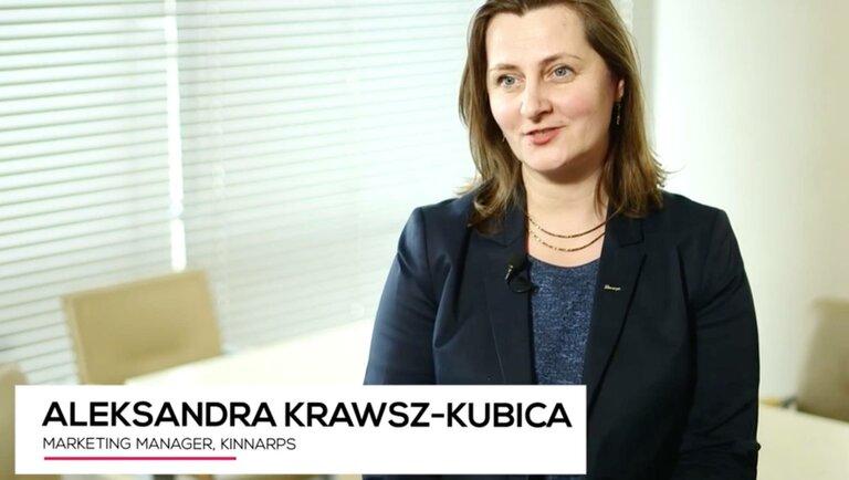 Aleksandra Krawsz-Kubica: biuro to dziś jedno znarzędzi do zarządzania