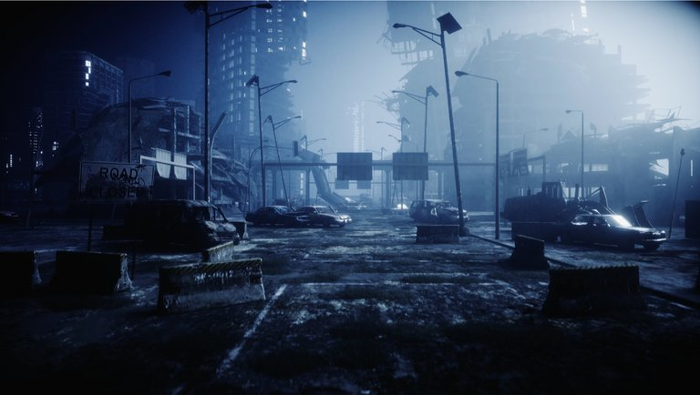 Wielkie miasta są ciężko chore – pandemia może je uśmiercić