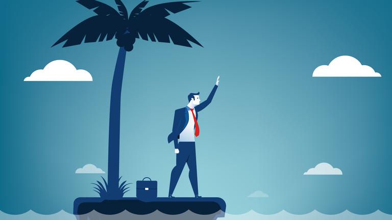 Jak długo firma może być odcięta od świata