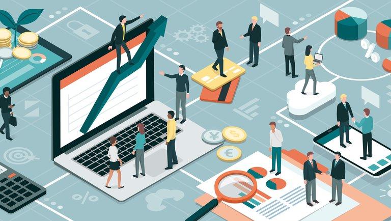 Trendy 2025: 10 kierunków wtransformacji technologicznej biznesu