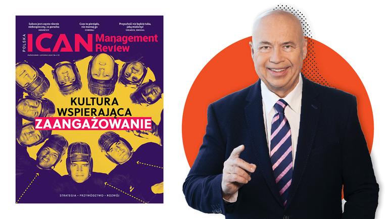 """KULTURA WSPIERAJĄCA ZAANGAŻOWANIE – nowy numer """"ICAN Management Review"""""""