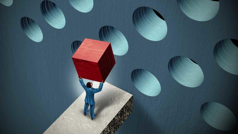Departamenty, działy, piony…czyli kłody na drodze do efektywności organizacji